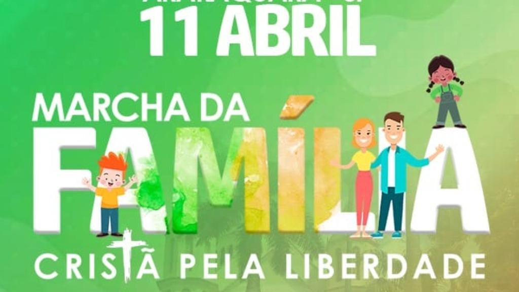 Chamada nas redes sociais prevê ato público no domingo (11), às 14h30 (Foto: Reprodução Redes Sociais) - Foto: Divulgação