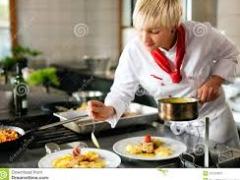 Chefe de cozinha - Foto: Divulgação