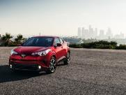 C-HR é a aposta da Toyota para a briga entre os SUVs compactos