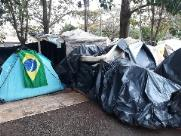 Acampamento Novo Horizonte sofre com as chuvas