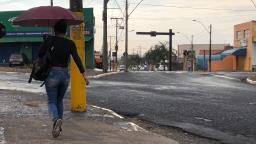 Chuva fraca chega em algumas regiões de Araraquara
