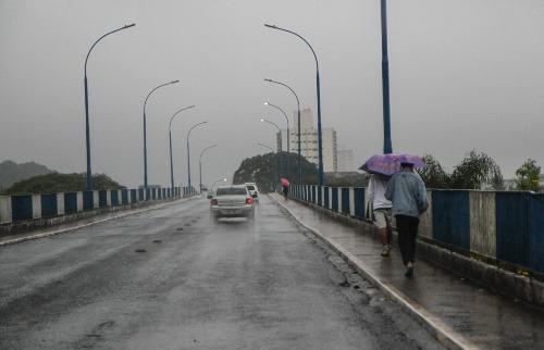 Chuva em Araraquara (Foto: Amanda Rocha) - Foto: ACidade ON - Araraquara