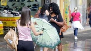 Acumulado de chuvas em outubro é o maior desde 2019