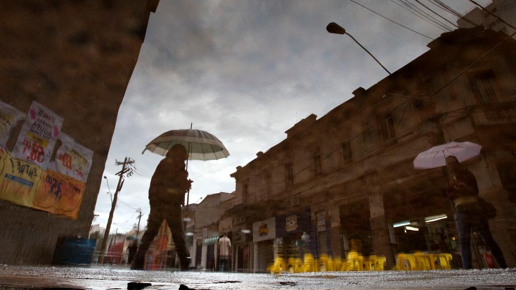 Feriadão tem previsão de chuva em Ribeirão Preto (Foto de arquivo: Weber Sian / ACidade ON)