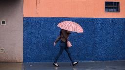 Ribeirão tem previsão de chuva e máxima de 31 graus