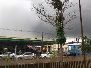 Fim de semana será chuvoso em São Carlos