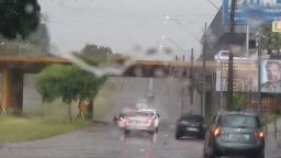 Previsão é de chuva e temperaturas amenas para o fim de semana