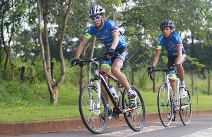 Divulgação - Equipe de ciclismo de Ribeirão Preto