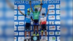 Ciclismo de Ribeirão conquista o tricampeonato em Caldas Novas