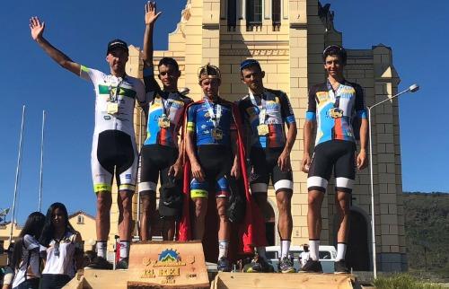 Ciclista de Ribeirão é campeão no Troféu Rei da Montanha (foto: divulgação / Martinez Comunicação) - Foto: Divulgação / Martinez Comunicação