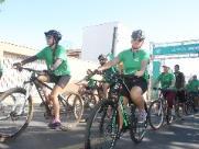 Volta ciclística reunirá mulheres no Centro