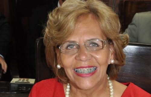 Divulgação - Vereadora Maria Aparecida Rodrigues dos Santos, conhecida como Cidinha do Oncológico (SD) (foto: divulgação)