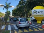 Blitz da Lei Seca autua cinco motoristas em Nova Odessa
