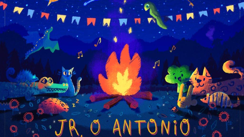 Álbum Ciranda de Junho agrada a crianças e adultos. Foto: Reprodução - Foto: Agência Brasil