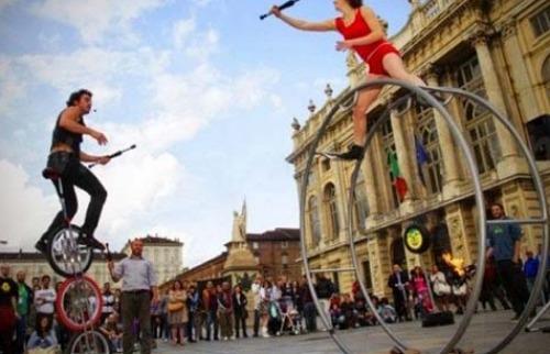 Circo Italiano se apresenta na Praça Carlos Gomes em Ribeirão Preto - Foto: Divulgação