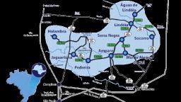 Cidades do Circuito das Águas elegem prefeito e vereadores