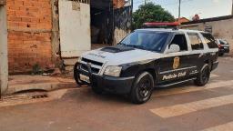 Polícia prende acusado de invadir e roubar casa em Amparo