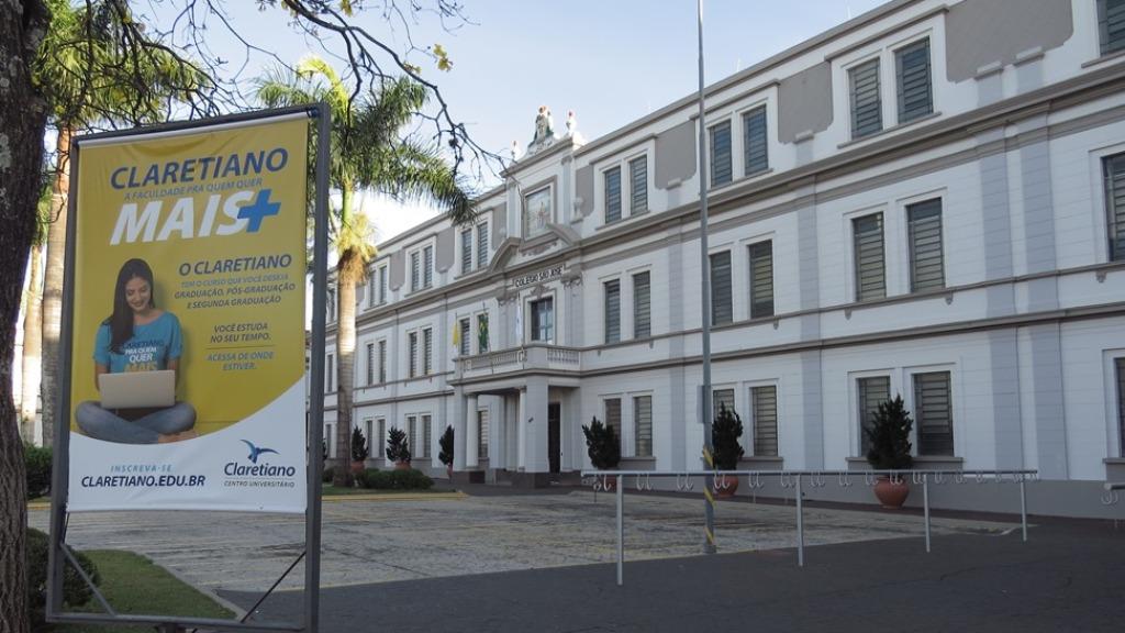 Claretiano  Centro Universitário tem sede em Batatais, completa 50 anos como faculdade sendo uma referência nacional e internacional Crédito da foto: Marketing / Claretiano - Foto: ACidade ON - Ribeirão Preto