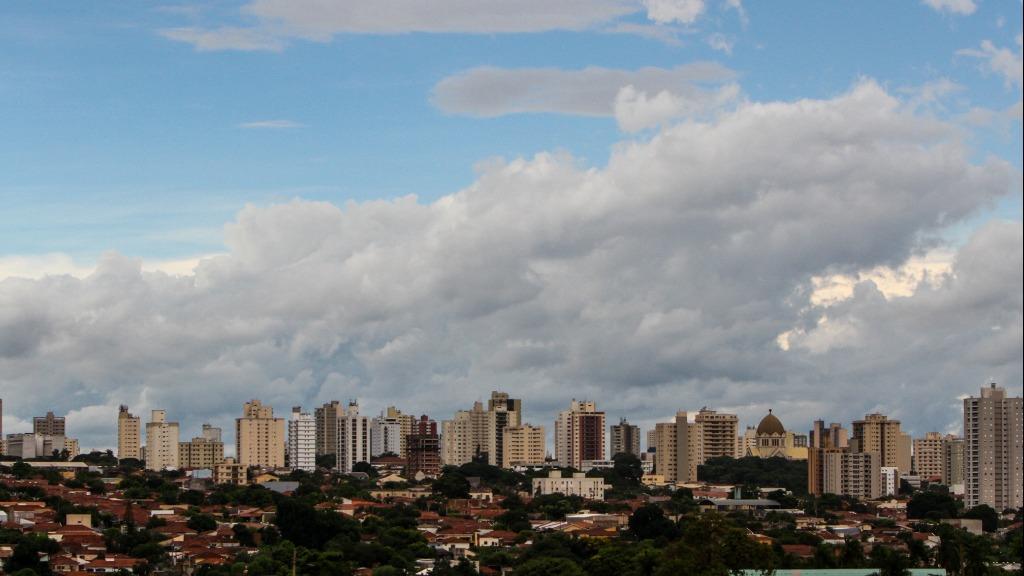 Clima tempo Araraquara vista da cidade (Foto: Amanda Rocha) - Foto: Amanda Rocha