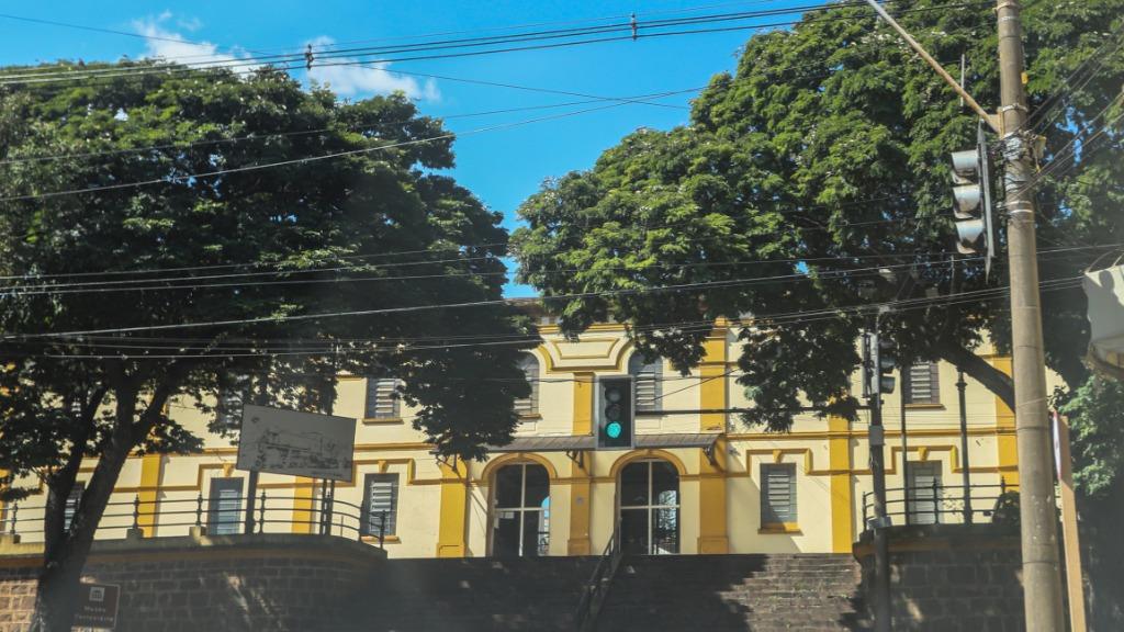 Clima tempo Museu Ferroviário Araraquara (Foto: Amanda Rocha/ACidadeON) - Foto: Amanda Rocha