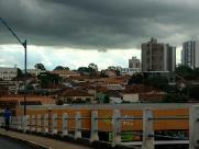 IPMet emite alerta para chuva forte com granizo em Araraquara