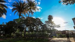 Calorão segue até a primeira semana de outubro
