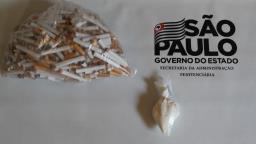 Agentes penitenciários apreendem drogas em cadeia de Hortolândia