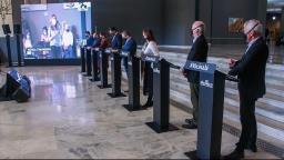 AO VIVO - Governo de SP atualiza informações sobre o combate à pandemia