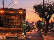 Coletores de lixo reclamam das condições de trabalho e ameaçam paralisação