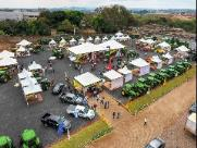 Tecnologia e evolução para o campo são temas de feira em Jardinópolis