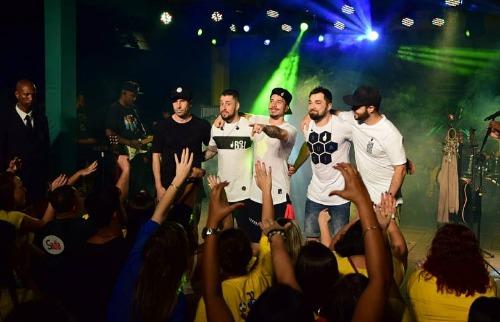 Com nova formação, Grupo Jeito Moleque é atração em festa de Araraquara neste sábado (Divulgação) - Foto: ACidade ON - Araraquara