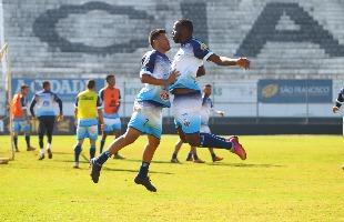 F.L. Piton / A Cidade - Plantel do Alvinegro quer voltar a celebrar uma vitória após duas rodadas na Copinha