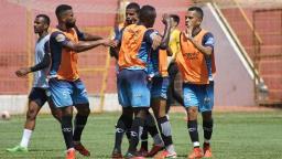 Comercial vence o Monte Azul no 1º jogo-treino de 2021