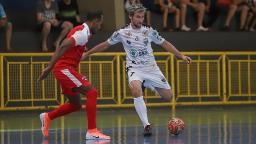 Comercial Futsal goleia Cuba em amistoso internacional