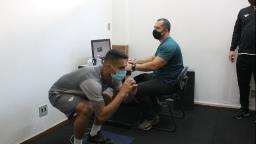 Em preparação, Comercial aposta em testes físicos mais detalhados