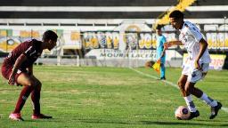 Comercial fica no empate em estreia da Copa Paulista