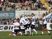 Comercial vence o Itapirense por 4 a 0 no Palma Travassos