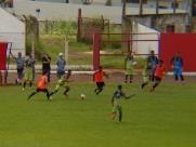 Comercial goleia Inter de Bebedouro em jogo-treino