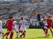 Leão cede empate para o Desportivo e fica a 1 ponto da zona de rebaixamento
