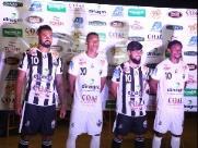 Comercial apresenta novo uniforme para disputa da Série A3