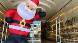 Lojistas estão otimistas com horário estendido para o Natal