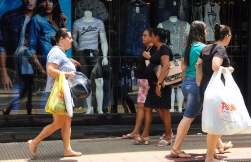 Comércio de Araraquara - Foto: Da reportagem