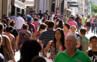 Weber Sian / A Cidade - População cresceu 1,2% e cidade chega a 674 mil habitantes