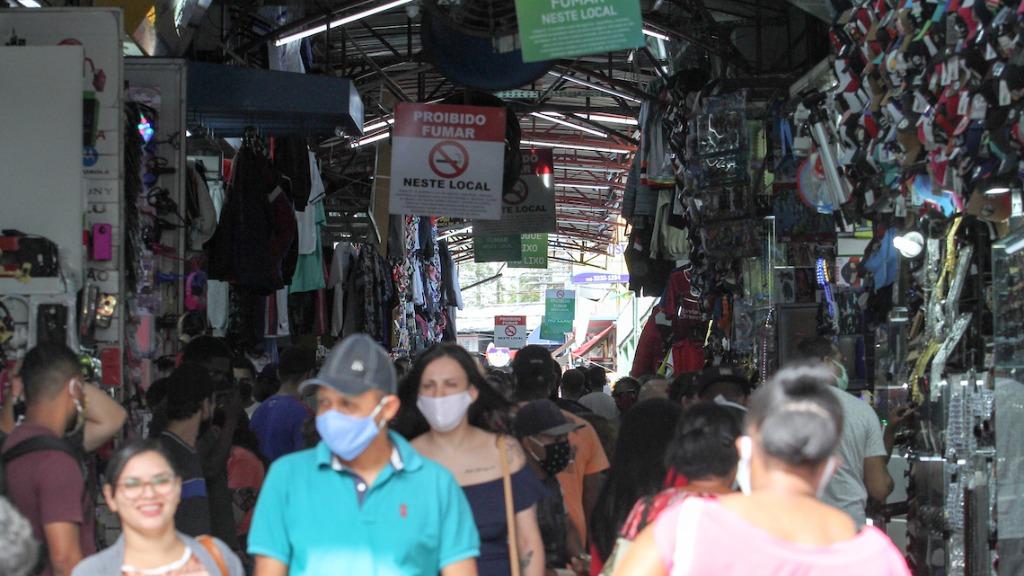 Comércio popular será retirado do Centro e realocado em local próprio (Foto: Luciano Claudino/ Código19) - Foto: Foto: Luciano Claudino/ Código19