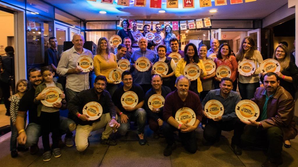 Participantes do Comida Di Buteco em 2019 (Foto: Divulgação) - Foto: Agências