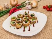 Costela e culinária oriental se unem no Comida di Buteco
