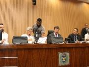 Névio: cinco projetos avançam na Comissão de Legalidade