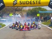Copa Sudeste de Kart dá a largada neste fim de semana em Nova Odessa