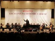 Concerto Bachiana Filarmônica Sesi-SP abre 18ª Feira Nacional do Livro de Ribeirão Preto