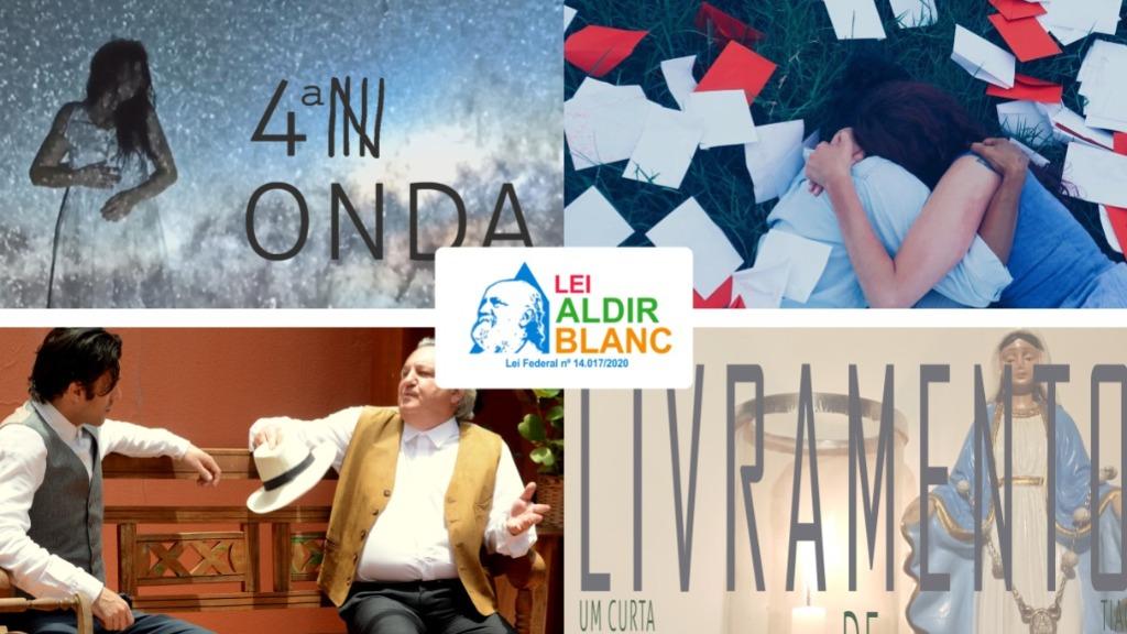 Confira os curtas-metragens deste sábado (13) no Festival Aldir Blanc - Foto: ACidade ON - Araraquara